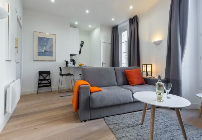 Studio in Nice - Centragence - Heart Of Nice - Le Mulhouse -