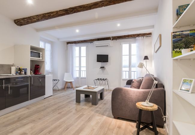 Studio in Nice - Centragence - Place St Francois - 2 personnes
